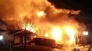 Marquette Fire