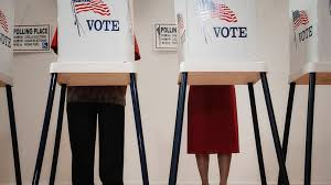 Voting Booth 3