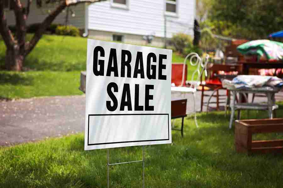 City Wide Garage Sales Are Saturday In The Area  U2013 Mix 107
