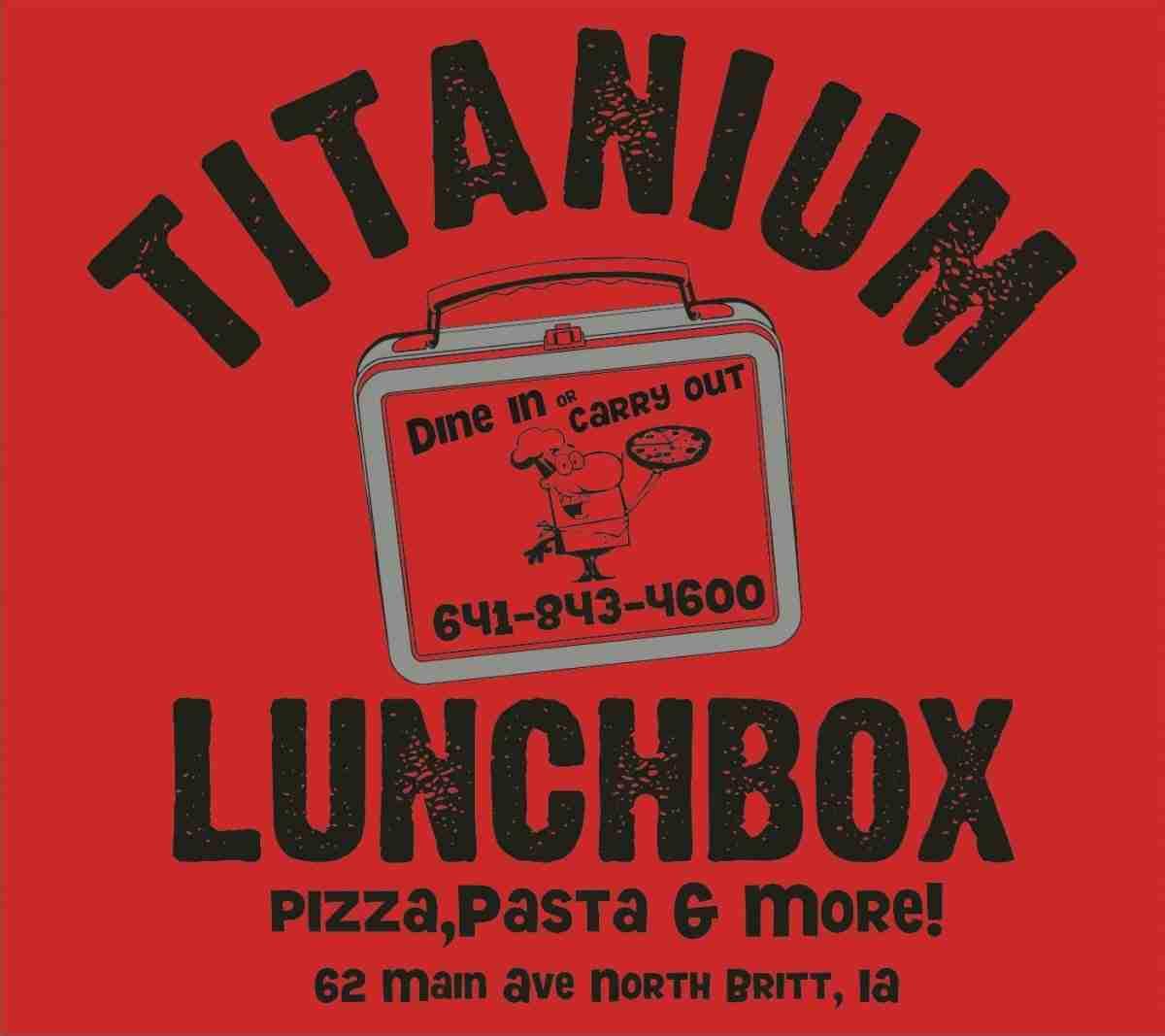 Titanium Lunchbox