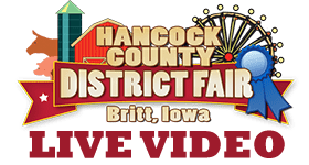 Hancock County Fair Live Video