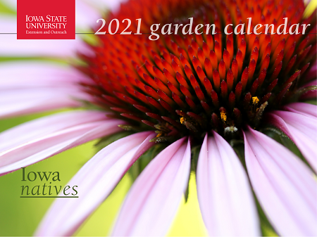 Iowa Native Plants Featured in the 2021 Garden Calendar – Mix